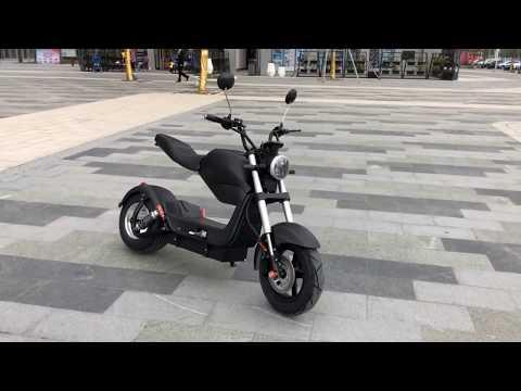 Электроскутер Citycoco Bike 2000 Вт � ови� ка 2019 года