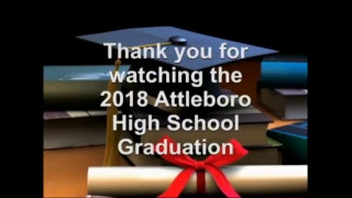Attleboro High School Graduation 2018