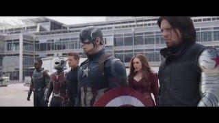 Captain America : Civil War - Spot 30'' VF - Marvel | HD