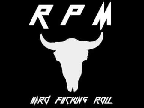RPM Hard Fucking Roll - Black Horse (EP 2013)