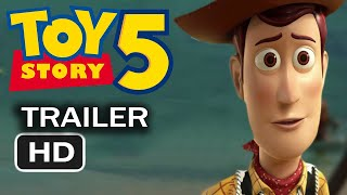Toy Story 4 Trailer - 2018