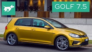 2017 Volkswagen Golf 7.5 Review: First Drive