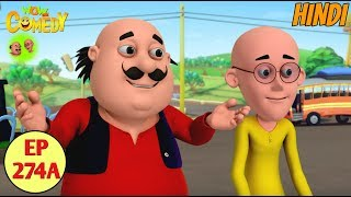 Motu Patlu   Cartoon in Hindi   3D Animated Cartoon Series for Kids   Doodh ka Doodh Pani ka Pani