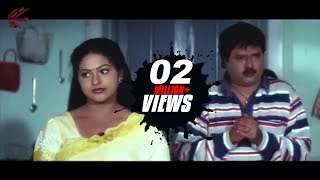 Raasi Remove Her Dress In-front Of Mohan Babu || Post Man Movie