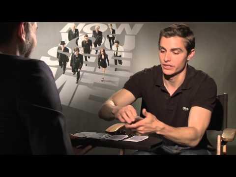 Xxx Mp4 NOW YOU SEE ME Interview Dave Franco Card Trick Plus Jesse Eisenberg Morgan Freeman 3gp Sex