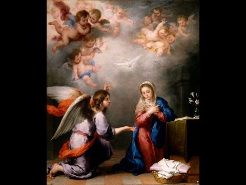 Fed By Angels:  The Story Joachim, Anna, and the Teenage Virgin Mary I of II