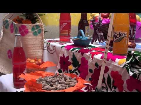 Xantolo 2011 en Qro Altar En Memoria de Reyna Hdez García Jaltocán Hidalgo