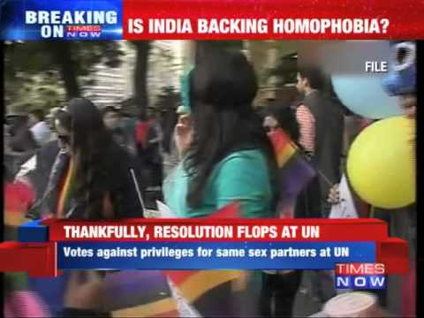 Xxx Mp4 India Opposes Rights To Same Sex Partners Of UN Staff 3gp Sex