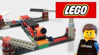 EL DRONE DE LEGO | ¿SOBREVIVIRÁ?