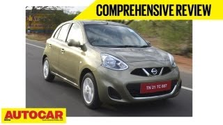 Download Nissan Micra 2013 Facelift & CVT | Comprehensive Review | Autocar India 3Gp Mp4