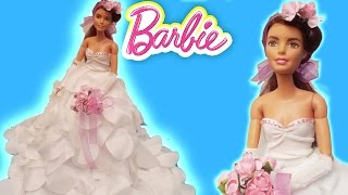 Barbie Gelinlik Tasarımı 1 | oyuncak bebek | Oyuncak Butiğim