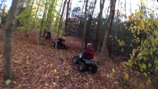 Western CT ATV Trail riding