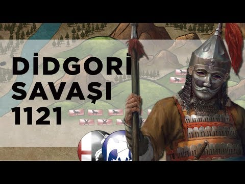 Battle of Didgori || 2D War || Seljuks-Georgian