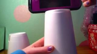 How To Make A Cup Tripod
