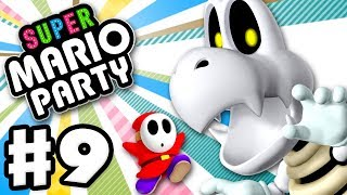 Partner Party! Gold Rush Mine! - Super Mario Party - Gameplay Walkthrough Part 9 (Nintendo Switch)