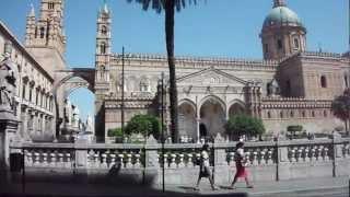 In giro per la città di Palermo