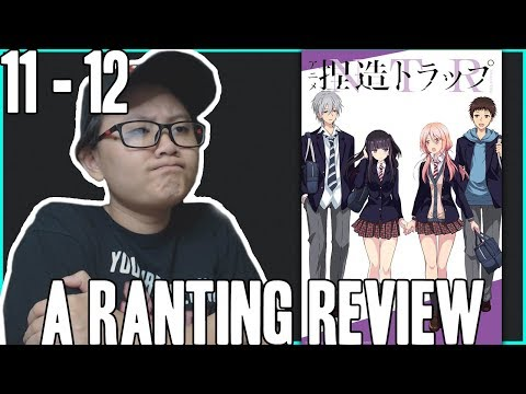 Ike Reacts to Netsuzou Trap (NTR) 😠 [Ep 11 - 12] l PLUS A RANTING REVIEW