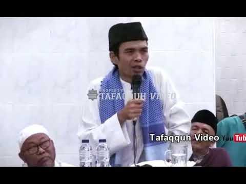 TEGAS DAN LUCU - FULL - Tanya Jawab Ustad Abdul Somad  HUKUM PERNIKAHAN PASANGAN PEZINA