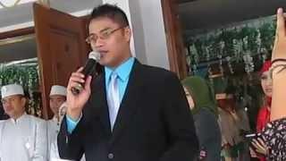 MC (Master of Ceremony) Fajar Febian - Wedding Eka & Rahmat (Penyambutan Pengantin Pria)