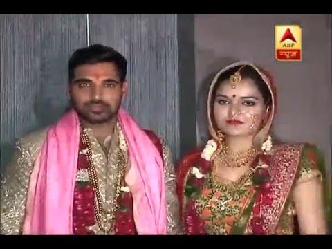 Xxx Mp4 Cricket Star Bhuvneshwar Kumar Ties Knot With Nupur Nagar In Meerut 3gp Sex