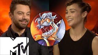 Warcraft Cast Reveal Deleted SEX & LEEROY JENKINS Scenes | MTV Movies