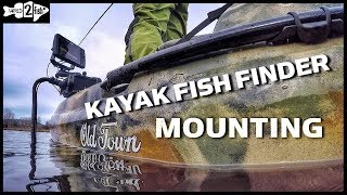How to Add a Fish Finder to Your Kayak