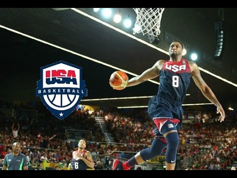 Team USA Full Highlights vs Dominican Republic 2014.9.3 -  Every Play!