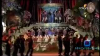 Salman Khan's Performance @ Colors Golden Petal awards