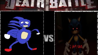 DJ Reacts to SANIC vs SONIC.EXE Cartoon Fight Club Episode 9 By AnimationRewind