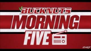 Bucknuts Morning 5: Nov. 28, 2016