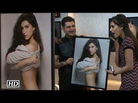 Kriti Sanon's Bold Photoshoot for Dabboo Ratnani    Kriti's Reaction