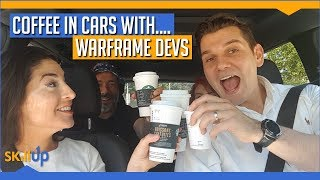 Warframe Devs React To 500k TennoCon Viewers! [Coffee In Cars With Game Devs]