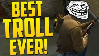 BEST TROLL EVER SUCCEEDED - CS GO Funny Moments (CS:GO Funtage!)