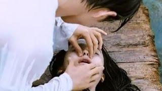 Adegan ciuman Herjunot Ali vs Laudia Cintya Bella