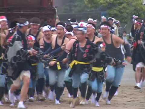 半田 亀崎� �干祭 Network2010