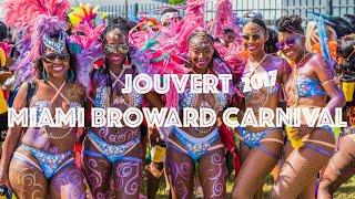 Miami Broward Carnival 2017 | Jouvert 2017