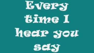 Miranda Cosgrove - Stay my baby with lyrics