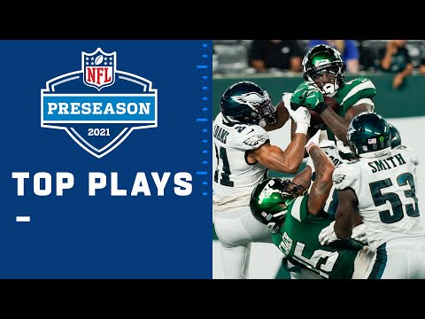 Top Plays from 2021 Preseason Preseason 2021 NFL Game Highlights