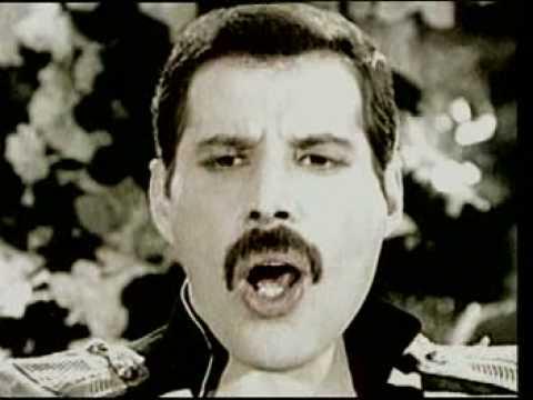 Freddie Mercury Living On My Own 1993 Version
