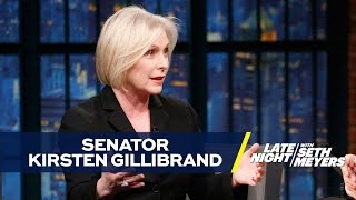 Senator Kirsten Gillibrand Says Women