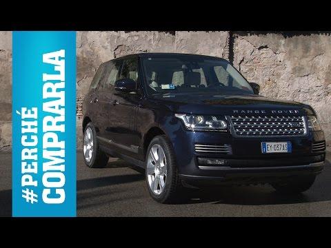 Range Rover Hybrid perchécomprarla e perché no