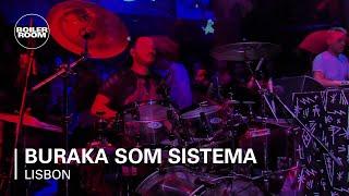 Buraka Som Sistema Boiler Room x RBMA Takeover Lisbon Live Set