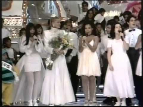 Último Xou da Xuxa Não Diga Adeus Simony e Patricia 1992