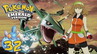 Pokémon Esmeralda - Cap. 32 ¡El Alto Mando de la Liga de Hoenn!