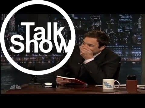 [Talk Shows]Do Not Read with Jimmy Fallon - Make Your own Sex Toys