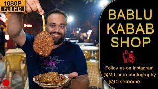 Bablu Kabab Shop At Gujarawala Town (Winter Special)