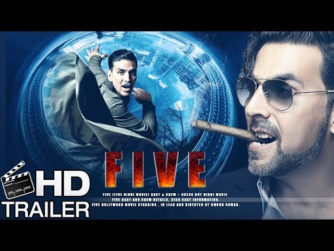 Xxx Mp4 FIVE Movie Official Trailer Teaser 2018 Akshay Kumar Sonakshi Sinha Bollwood Paparazzi 3gp Sex