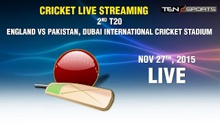 CRICKET LIVE STREAMING: 2nd T20 - Pakistan v England, Dubai International Cricket Stadium