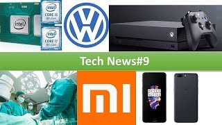 Tech News#9--One Plus5 On Sale, Redmi Note5A Launch Today