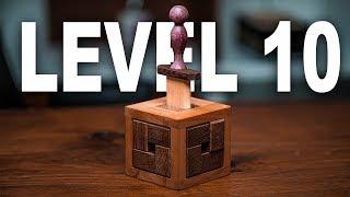 THE IMPOSSIBLE EXCALIBUR PUZZLE!! Part 2